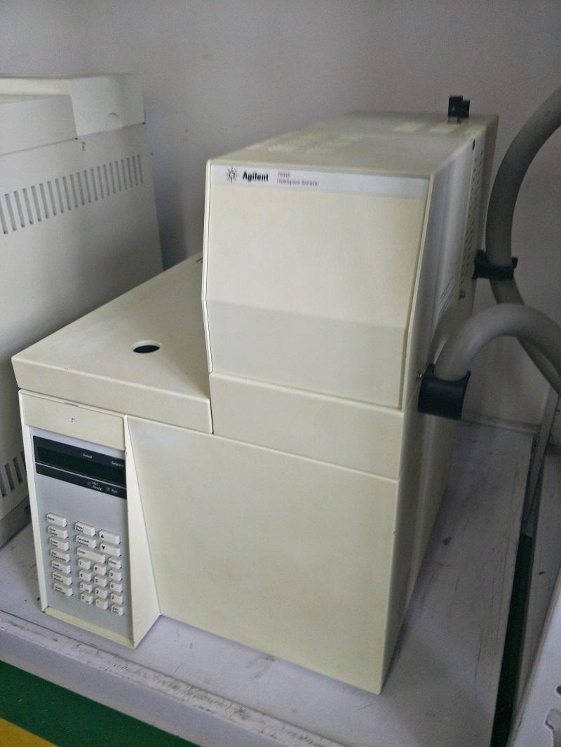 安捷伦7694E二手自动顶空进样器